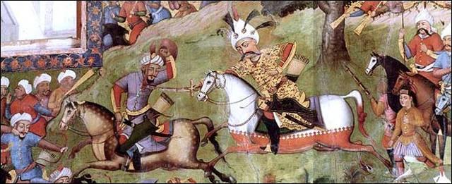 Decline of Safavid Empire