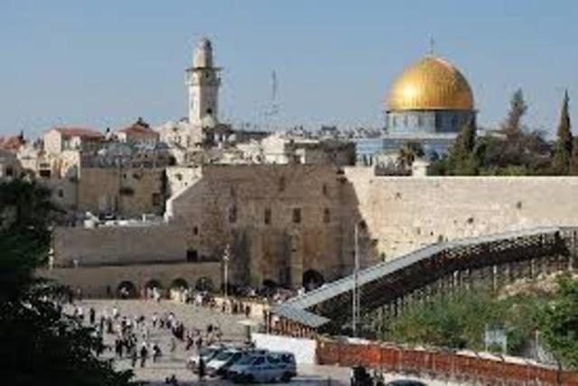 Jerusalem Captured