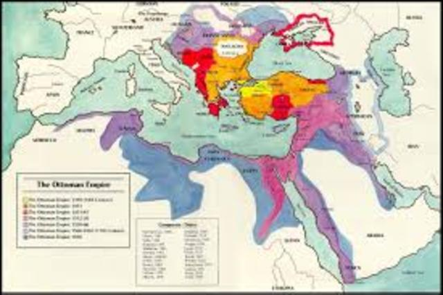 1st Ottoman State