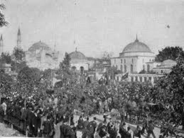 OTTOMAN- Ottoman's Capture