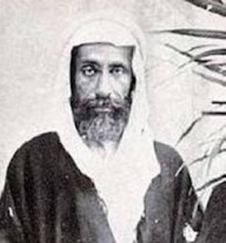 OTTOMAN- Muhammad Abd al-Wahhab Rejects Sufism