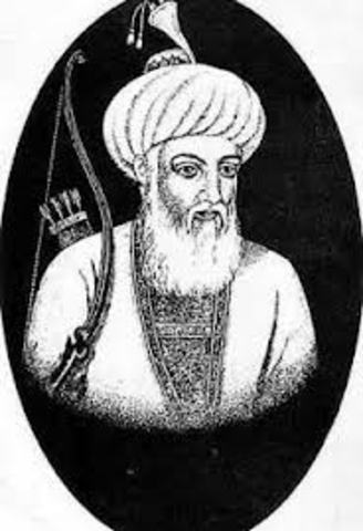 The Sultan of Ghur defeated Hindu armies across the northern plain