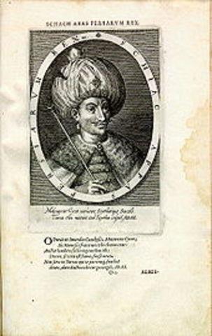SAFAVID- 1588 to 1629