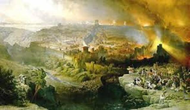 Conquests Syria and the fall of Jerusalem