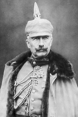 Kaiser Wilhelm II abdigates