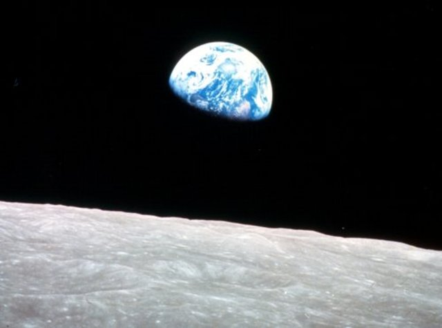 Apollo 8 Launch -- to the moon without landing