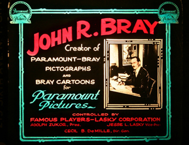 Founding of Bray Productions