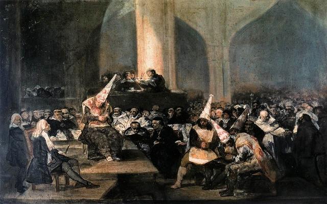 Implantación de la Inquisición en Castilla.