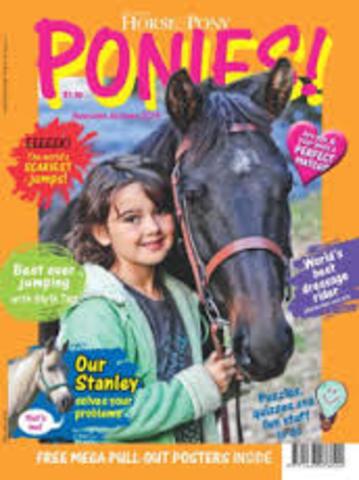 PONIES! Magazine Autumn 2014