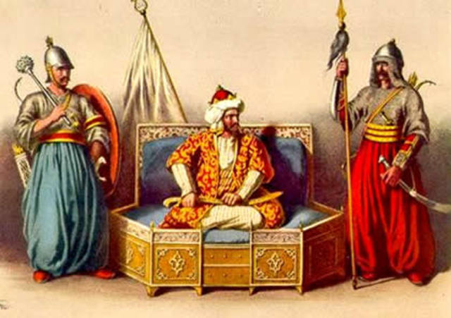 Ottoman Empire Begins