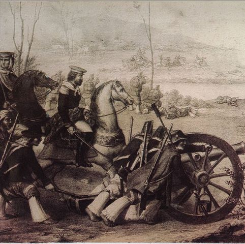 The Battle of Suipacha
