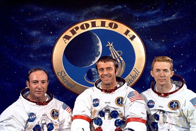 Apollo 14 Launch