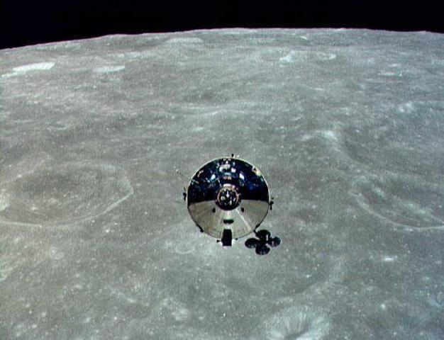 Apollo 10 Launch -- everything except landing
