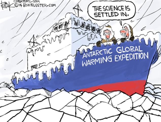 Study of Global Warming Begins
