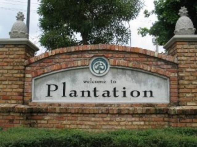 Moved to Plantation Florida