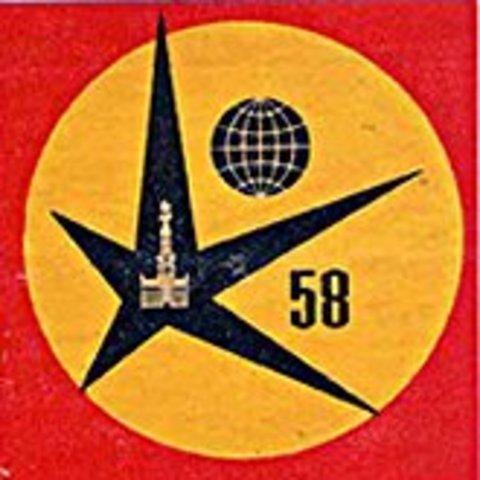 Belangrijke reportage: openingsplechtigheid 'Expo 58' in België