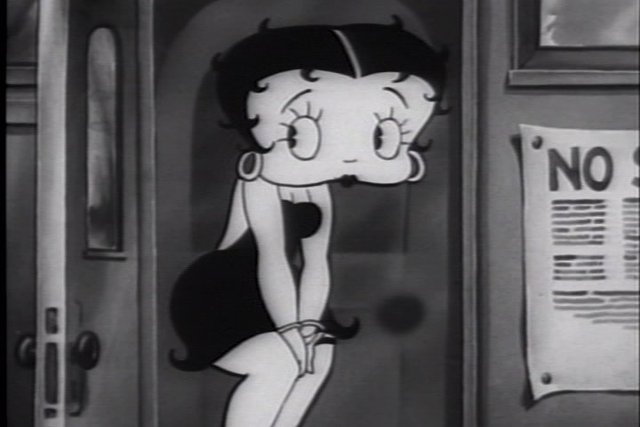 Betty Boop Introduction