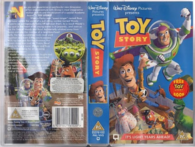 Toy Story Creation