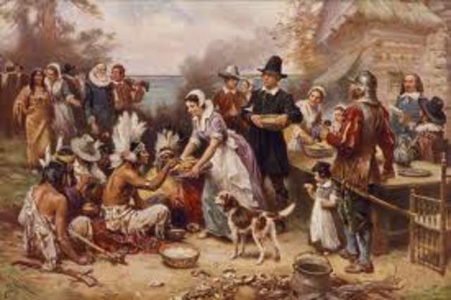 Pilgrims arrive in Mass