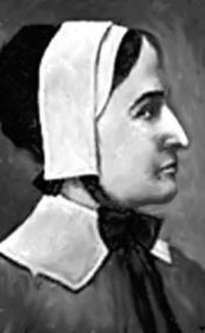 Anne Hutchison