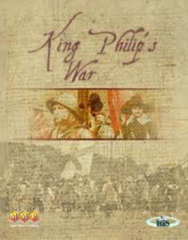 King Phillph's war begins