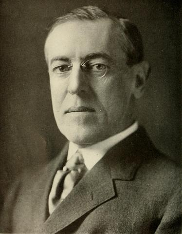 U.S. President Woodrow Wilson announces the U.S. will remain neutral.
