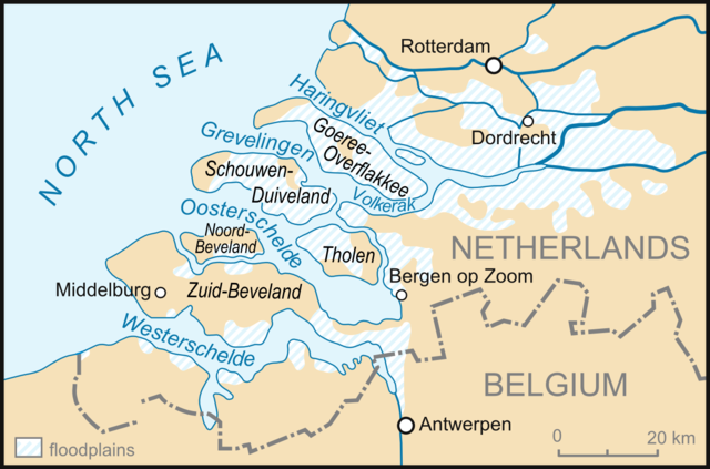 United Kingdom North Sea is a military area