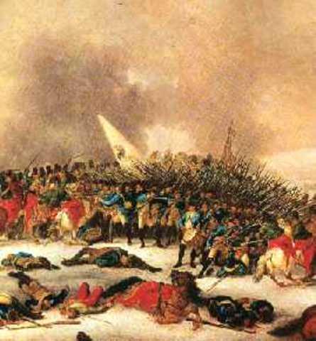 Batalla de Leipzing. (1813)