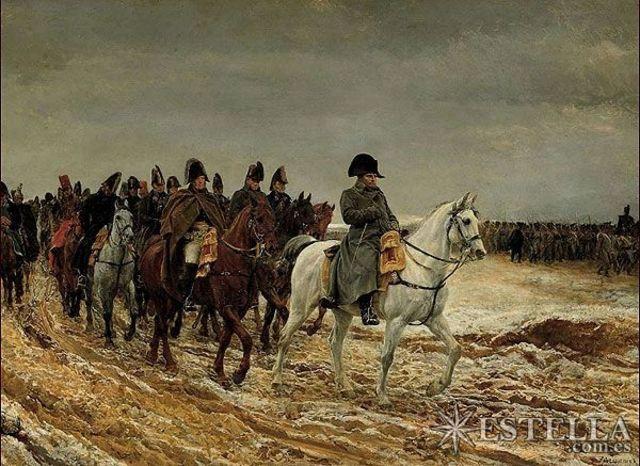 Batalla de Waterloo. (1815)