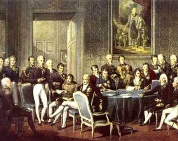 Restauración (1815-1830)