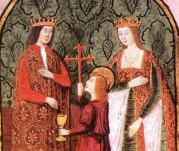 Los Reyes Catoloicos