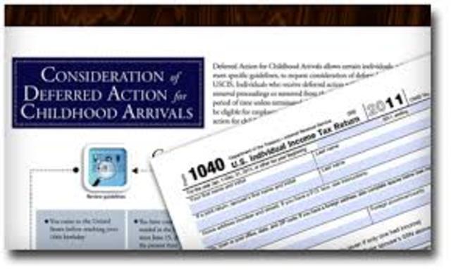 Obtaining DACA status