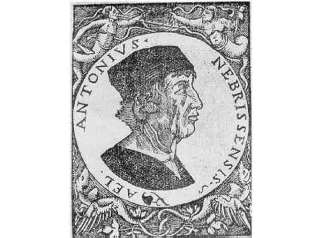 Elio Antonio de Nebrija