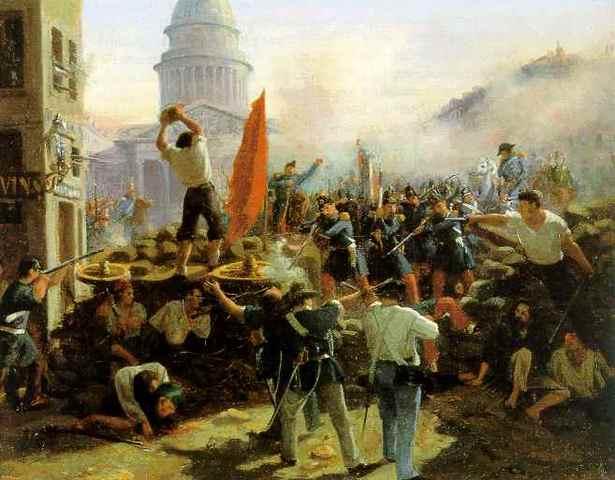 La primavera de los pueblos (1820-1871)