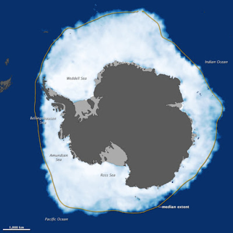 """""""Without sea ice we might have a big problem"""""""
