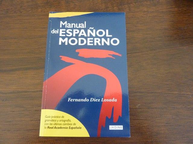 Español Moderno y Contemporaneo