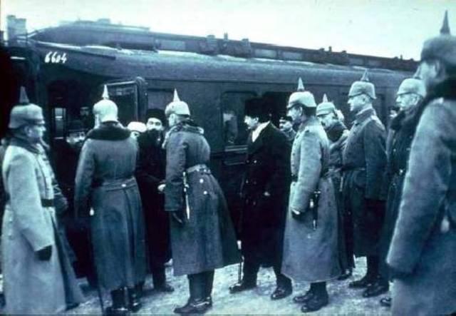 El fin de la I guerra mundial  (1917-1918)