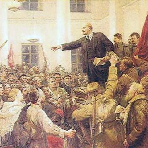 La Revolución Rusa (1917-1924)