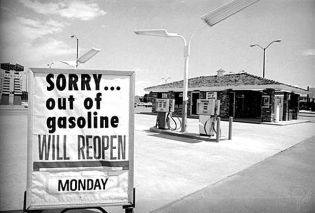 1970 Energy Crisis