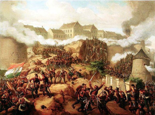 Revolution in Hungary
