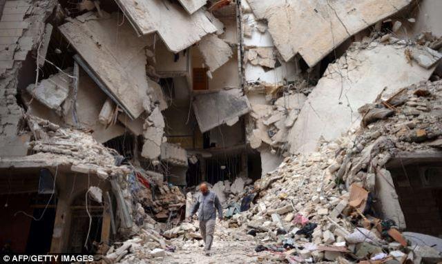Aleppo Earthquake