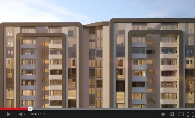 Trident Grand Riverside - Luxurious Living in Riverside Animation