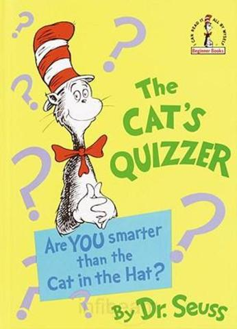 The Cat's Quizzer was published