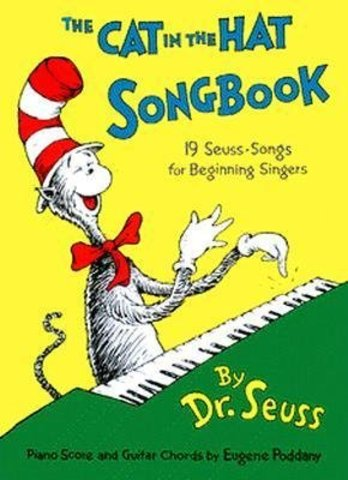 The Cat In The Hat Songbook was published