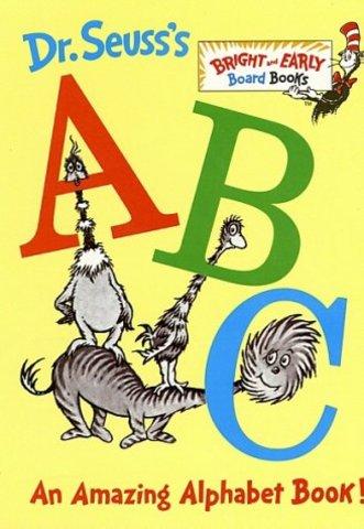 Dr. Seuss ABC was published