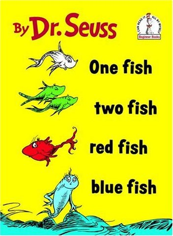 One Fish, Two Fish, Red Fish, Blue Fish was published