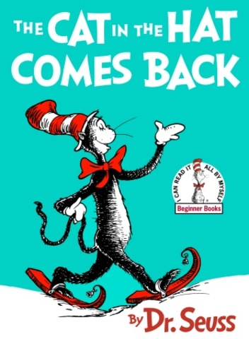 The Cat In The Hat Comes Back! was published