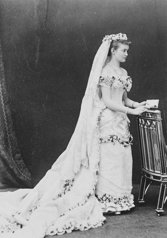 Marriage of Prince Arthur and Louischen - Princess Louise Margaret of Prussia