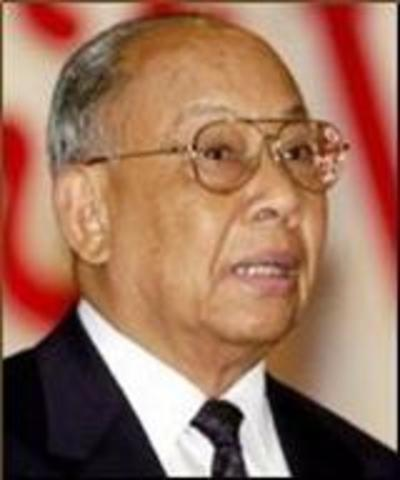 Laos - President Dies
