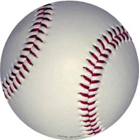 My Life - Baseball